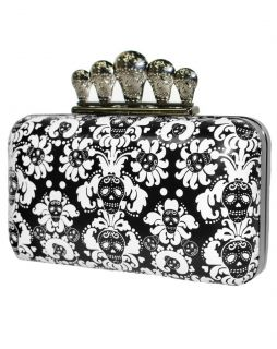 Too Fast Skull Wallpaper Sugar Skull Day of The Dead Suicidal Clutch Black White