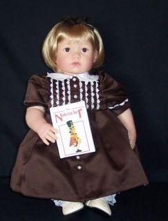 """Berenguer's Winter Delight 20"""" Retired Baby Doll"""