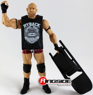 Ryback WWE Elite 24 Mattel Toy Wrestling Action Figure