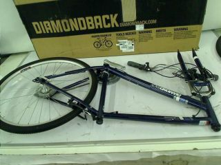 Diamondback 2013 Men's Edgewood Sport Hybrid Bike w 700c Wheels $360 00