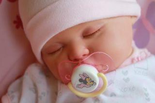 Baby Sunshine Nursery Reborn Girl Doll Berenguer Rosebud 99P
