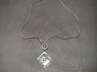 Didae Solid Sterling Silver Pearl Necklace Israel