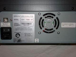 Microboards GX1 1000 01 CD DVD Duplicator Install Disks User Guides Excellent