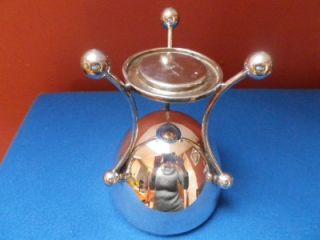 Victorian Edwardian Silver Plated Egg Coddler Mappin Webb Superb Condition