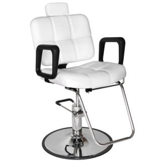 Salon Beauty Equipment Reclining Styling Chair MP 61R W