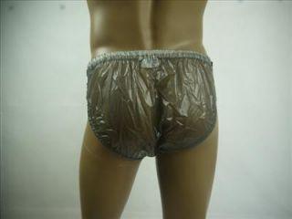 4 Adult Baby Diaper Incontinence Plastic Pants ST04 2T 5T 6T 8TM L XL
