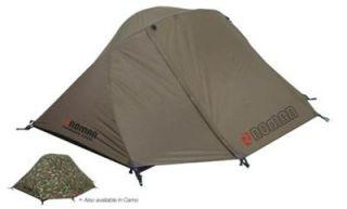 New Roman Commando Hiking Dome Tent 2 Man Camping Fishing Hunting Green Military