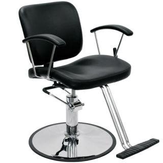 Salon Beauty Equipment Reclining Styling Chair MP R3