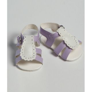 Adora Dolls 20 Doll Shoe Sandal Cats Meow in White