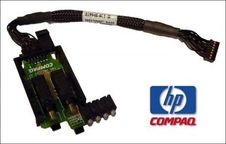 HP Compaq 366300 001 219048 001 Proliant DL380 G4 DL385 G1 Power Switch Cable