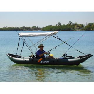 Saturn Boats Saturn Pro Angler Fishing Inflatable Kayak FK396