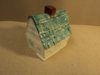 Brush McCoy Beautiful Vintage Cookie Jar House Cottage Ceramic