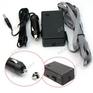 Car Sticker Music Rhythm LED Flash Light Lamp Sound Activated Equalizer 90x10cm