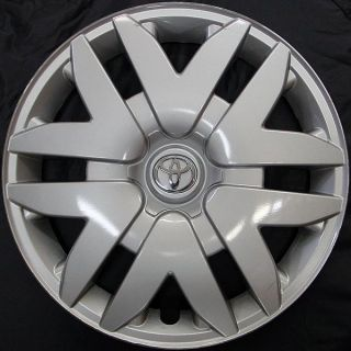 """'04 10 Toyota Sienna 16"""" 61124 Hubcap Wheel Cover Used Toyota Part 42621AE031"""