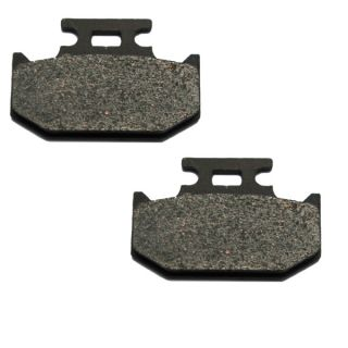 1996 2011 Suzuki Dr 650 Kevlar Carbon Rear Brake Pads