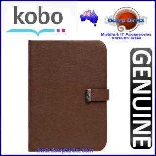 Kobo eReader Touch Edition Black Cover Case