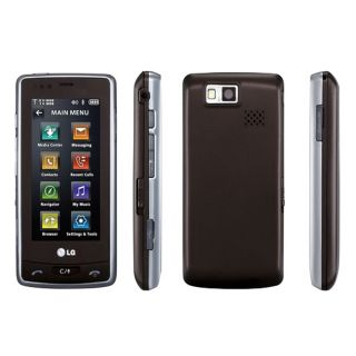 New LG Versa CX9600 Touch Screen Phone for Page Plus Wireless