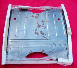 Ford Galaxie 1963 1964 Metal Trunk Floor Pan New Light Surface Rust