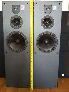 JBL 3 Way Floor Standing Speakers Pair Model TLX 171