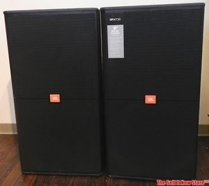 JBL SRX 700 Floor Standing Speakers Professional Loudspeakers 738 Project