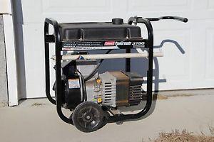 Coleman 3750 Watt Powermate Generator