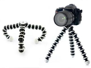 Mini Small Flexible Tripod Holder Stand for Digital Camera Video Camera