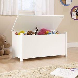 New Toy Organizer Box Furniture Home Kids Toys Playing Bin Chest Storage Toddler