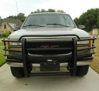 1999 GMC Yukon Chevrolet Tahoe 4x4 Texas Truck