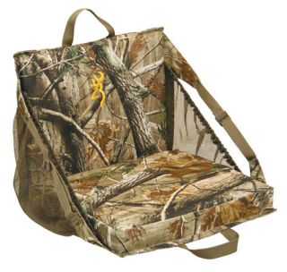 New Browning Tracker XT Realtree Camo Folding Chair Stadium Seat 8419700