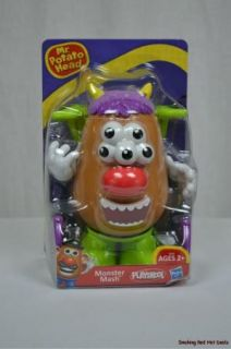 Head Playskool Monster Mash Scary Spooky Spud Kids Toy Hasbro New