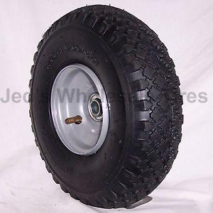 2 3 00x4 300x4 260x85 Hand Truck Pressure Washer Wagon Tire Rim Wheel Assemby