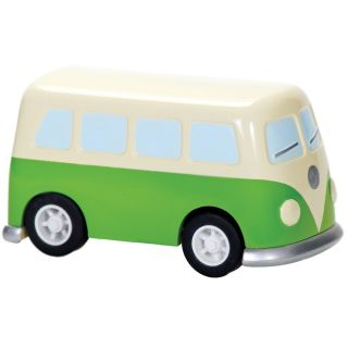 Wind Up Pull Back Mechanical Retro VW camper Van Great Stocking Filler BNWT