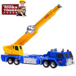 Hasbro Funrise Tonka Crane Truck Mega Minis Kids Children Prentend Play Action
