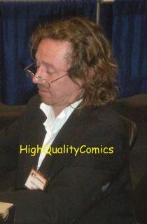 "Glenn Fabry Original Art Greatest Hits 1 Page 19 2008 11""x17"" Published Signed"
