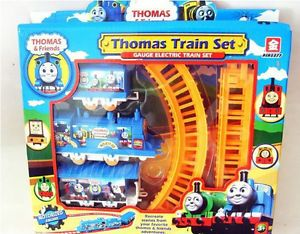 Thomas Electric Train Set Toy for Kids Best Sell