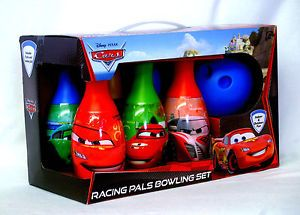 Disney Cars Bowling Set Toy for Kids
