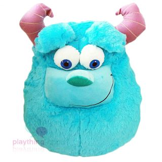 Disney Monster Inc Sulley Sully Plush Pillow Cute Doll Toy Kids Gift 12""
