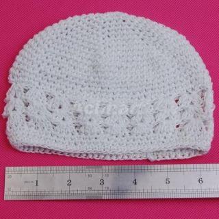 Baby Toddler Kid Knit Crochet Hat Beanie Handmade Cap