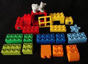 Lego Duplo Building Blocks Kitty Cat Childrens Kids Set 5416 Preschool Toys