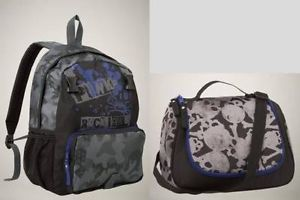 Gap Kids Boy's Backpack and Lunch Box Bag Set Skull and Crossbones