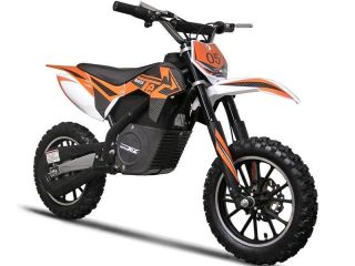 Kids Ride on Toy Battery 24V Powered Mini Pocket Dirt Bike Motorcycle Electric