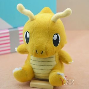 Cute Pokemon Pikachu Plush Toys Lovely Dragon Stuffed Dolls for Kids Dragonite