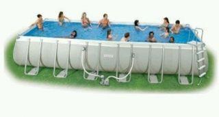 Swimming Pool Set Big 216x52x108 inches Backyard Fun Kid Child Toy Gym Exercise