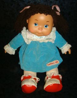 1984 Popcorn Kids Doll Techni Max Toy Vintage 1980s Kids 80s Outfit Clothes