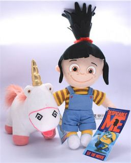 Despicable Me Unicorn: Dolls
