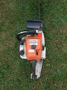 Stihl 041 AV Chainsaw