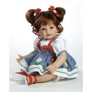 Adora Dolls Baby Doll Daisy Delight Red Hair / Blue Eyes
