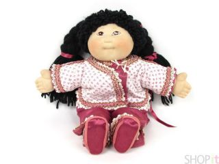 Cabbage Patch Kids Porcelain Doll Asian Xavier Roberts