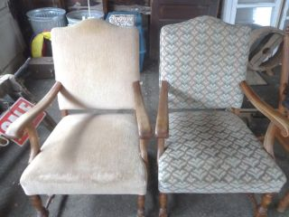 Living Room Chair Set of 2 Pickup Only