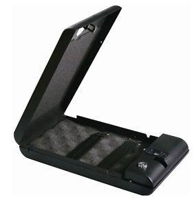 Bio Biometric Fingerprint Safe Box Gun Home Car Hotel